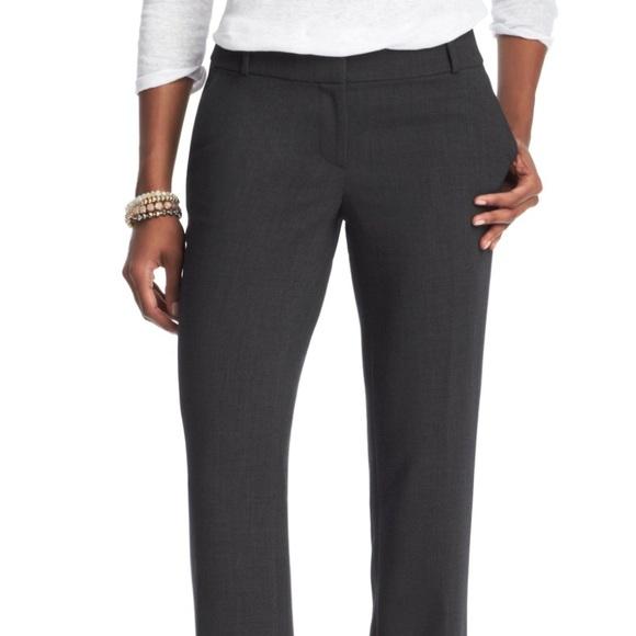 LOFT Pants - Loft Julie Fit Bootcut Trouser size 8